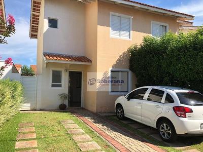 Casa Com 3 Dormitórios À Venda, 70 M² Por R$ 430.000 - Parque Jambeiro - Campinas/sp - Ca3326