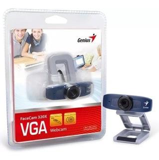 Webcam Genius Vga Facecam 320x Mendoza