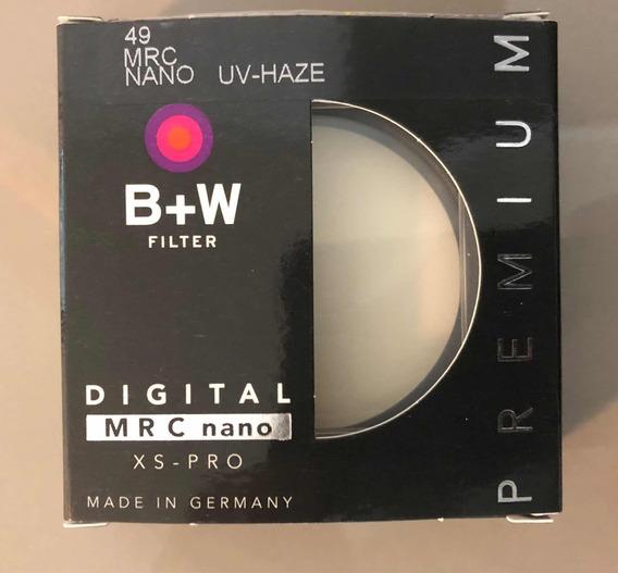 Filtro Uv B+w Mrc Nano Xs Pro 49mm