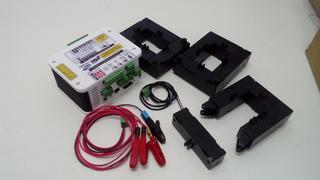 Kit Multimedição Elétrica Harmônicas 600a Dmi T5t 88es