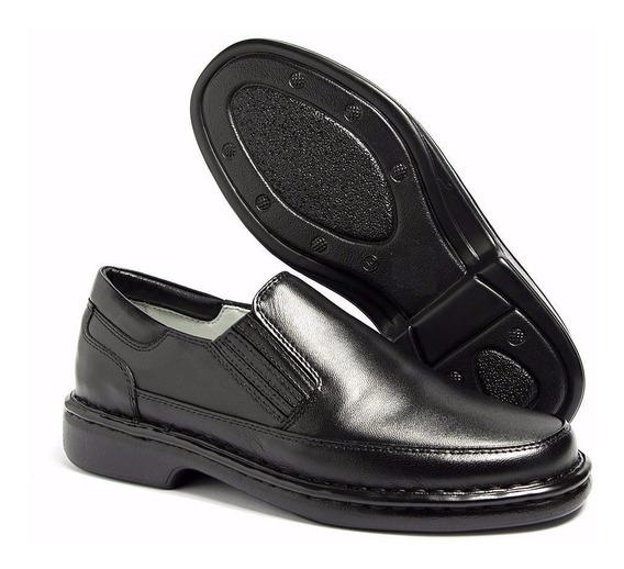 Sapato Anti Stress Masculino Conforto P/ Diabéticos Barato