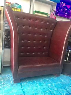 Sillón Mueble Antiguo 50 Años Estaba En Hotel De Las Vegas