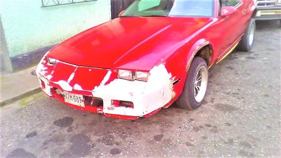 Camaro Año 1991 Motor De Blazer 262 Voltec 6v Tapa Plastica