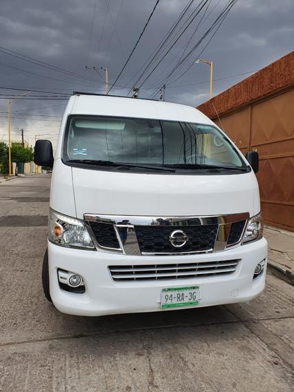 Urvan Nissan 2016 Diesel