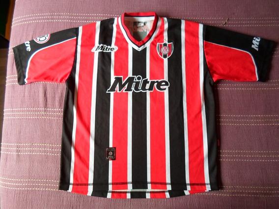Camiseta Utileria Chacarita #10 Tito Pompei