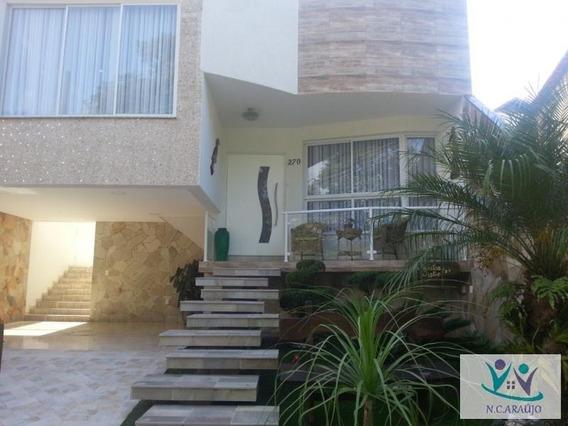 Casa Para Venda Em Mogi Das Cruzes, Aruã, 3 Dormitórios, 3 Suítes, 4 Banheiros, 4 Vagas - Ca0323