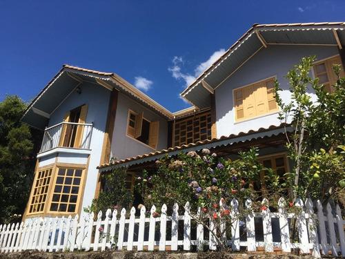 Casa À Venda Com Estilo Colonial No Retiro Das Pedras - 941