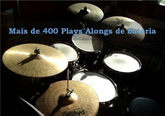 Play Alongs Para Bateria (drumless)