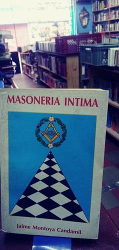 Masonería Íntima