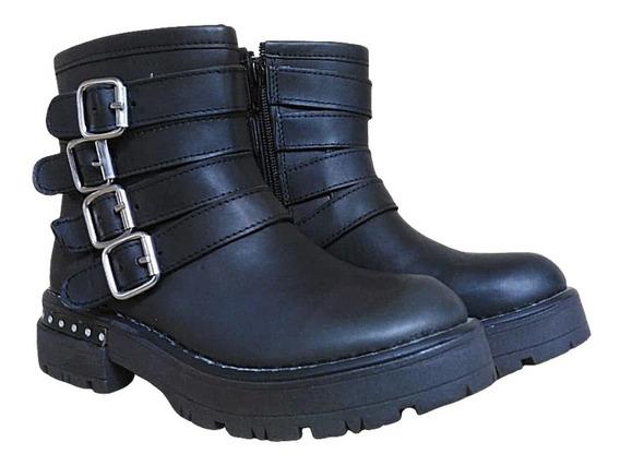 Bota Botineta Mujer Zapato Dama Moda Super Comodas Livianas