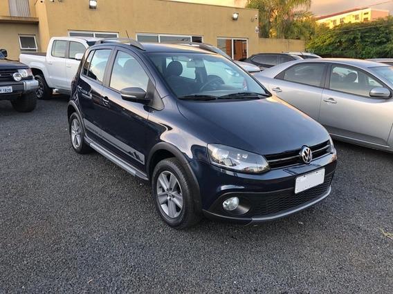 Volkswagen Crossfox 1.6 Azul 2012