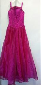 Vestido Fiusha Xv Años
