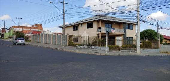 Sobrado Com 4 Dormitórios À Venda, 443 M² Por R$ 1300 - Jardim Carvalho - Ponta Grossa/pr - So0026