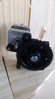 Extrusor Para Impressora 3d 1,75mm Com Motor