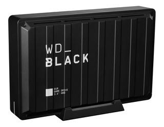 Disco Duro Wd Black D10 8tb Externo Gamer