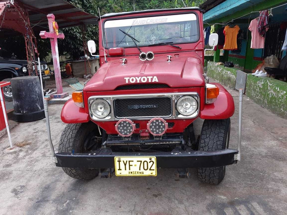 Toyota Land Cruiser Extralarga