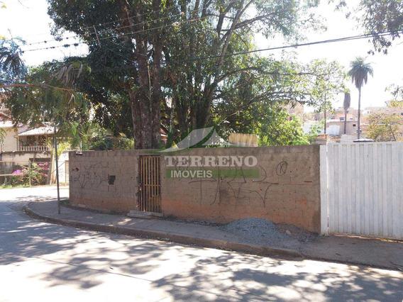 Terreno, Trevo, Belo Horizonte - R$ 90 Mil, Cod: 196 - V196