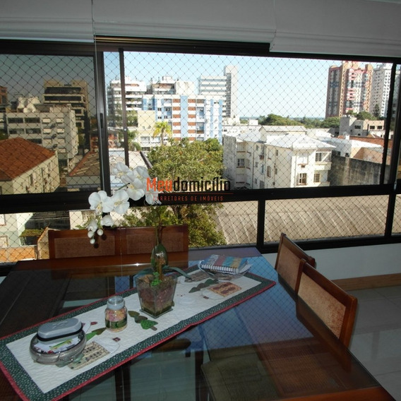 Apartamento A Venda No Bairro Menino Deus Em Porto Alegre - - 16189 Md-1