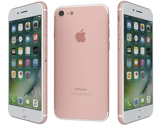 iPhone 7 128gb 4k Vitrine Original Desbloqueado 12x Juros