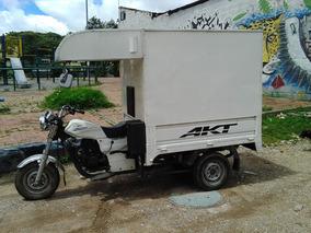 Moto Carguero...