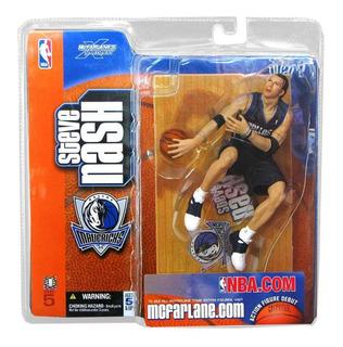 Nba Steve Nash Azul Jersey Series 5 Mcfarlane