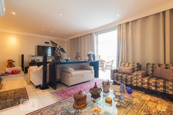 Apartamento No 18º Andar Mobiliado Com 3 Dormitórios E 4 Garagens - Id: 892972540 - 272540