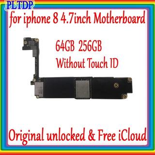 Placa iPhone 8 Desbloqueado (icloud Livre).