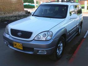 Hyundai Terracan Gl Mt 3500cc. 4x4