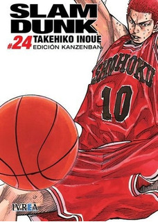Manga Slam Dunk Ed. Kanzenban # 24 - Hiroyuki Takei