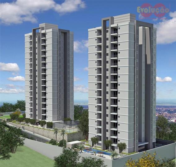 Apartamento - Condomínio Residencial Espanha - Ap0098