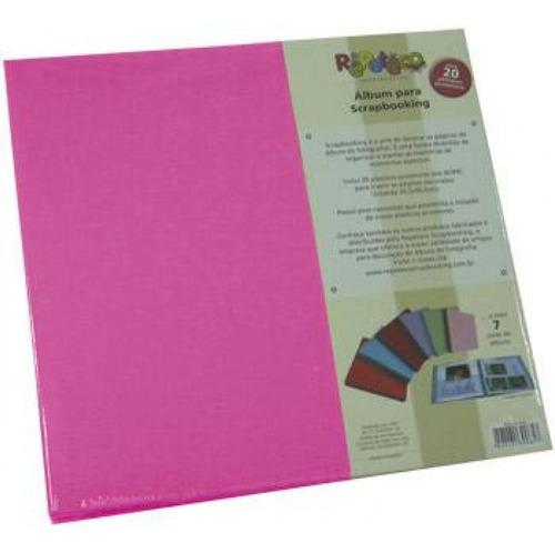 Imagem 1 de 2 de Repeteco - Álbum Liso (pink Cancum)