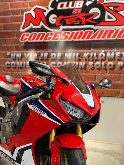 Honda Cbr 1000r Sp