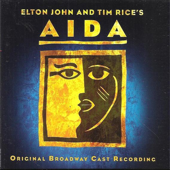 Cd - Elton John & Tim Rice