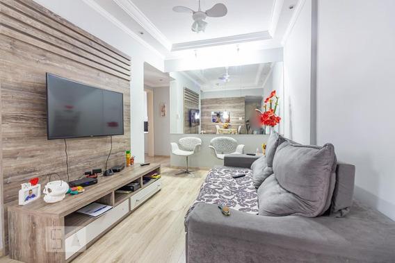 Apartamento Para Aluguel - Centro, 3 Quartos, 74 - 892983917