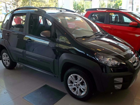 Fiat Idea Adventure, 0km Anticipo De $82.000 Últimos Cupos