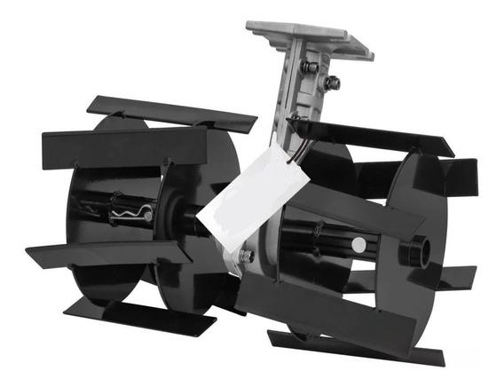 Enxada Rotativa Para Roçadeira Capinadeira 360mm Grande