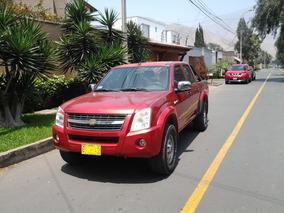 Camioneta Chevrolet Dmax Pick Up 4x4 Intercooler, Petrolera