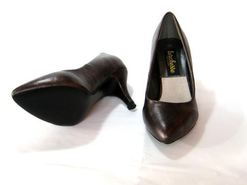 17381423 Zapatos Taco Alto Talla 44 Para Hombre (travesti) - Calzados de ...