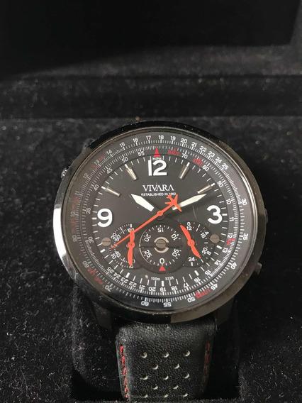 Relógio Vivara Aviator Piloto