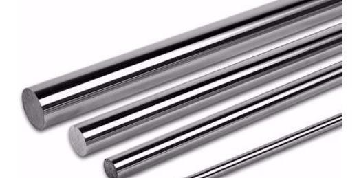 Varilla Acero Inoxidable 10 Mm Rectificada 1mts, Nuevas 3d