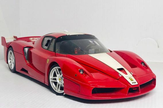 Ferrari Fxx 1/18 Hotwheels Elite