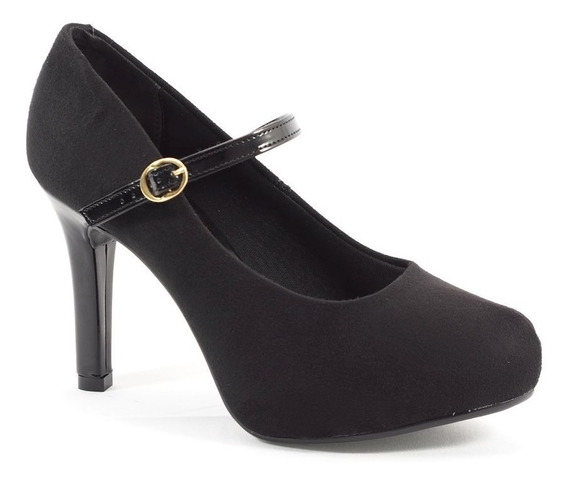 Sapato Feminino Preto Beira Rio