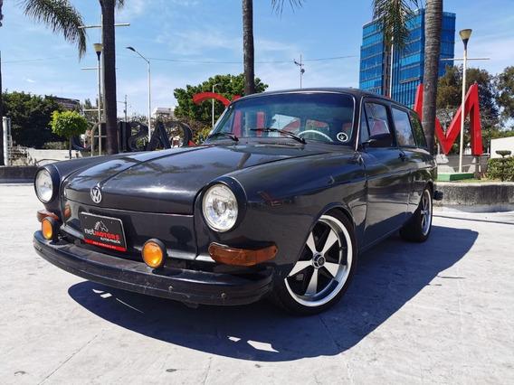 Volkswagen Variant 1971 Square Back