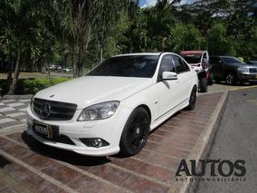 Mercedes Benz Clase C 250 Cgi Tp