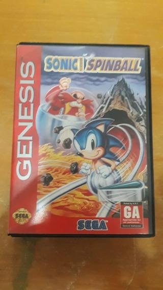 Sonic Hedgehog Spinball
