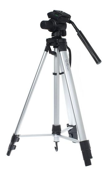Tripé Alumínio Câmera Foto Profissional 180 Cm Com Bolsa I4