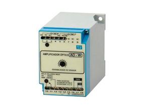 Amplificador Óptico Weg Ao-w - Ajuste Sensibilidade Sensor