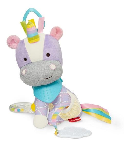 Pelúcia Skip Hop - Unicornio Bandana Buddies