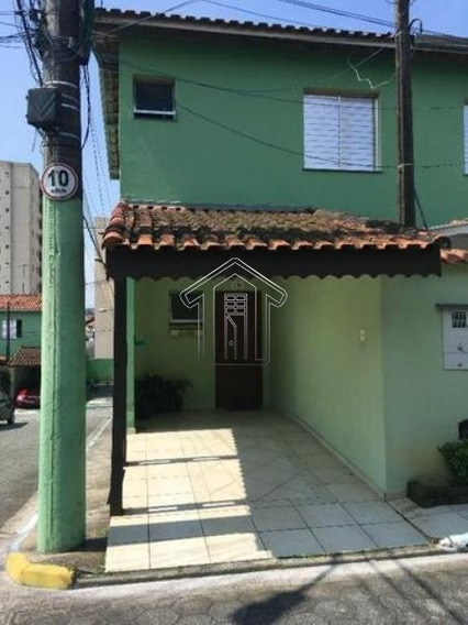 Sobrado Em Condomínio Para Venda No Bairro Jardim Vila Rica - 10578gi