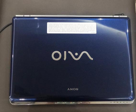 Notebook Sony Vaio Vgn-cr520e